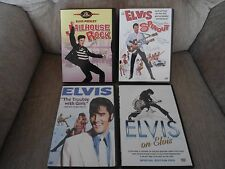 Jailhouse Rock, Spinout, The trouble with Girls, Elvis on Elvis (Elvis Presley)