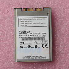 1.8 Inch 160GB MK1633GSG Hard Disk Drive Hp Elitebook 2530p 2730p 2540p LAPTOP