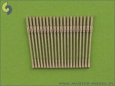 1/350 MASTER MODEL GERMAN 37MM/69 M42 BARRELLS (20PCS)