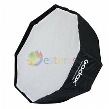 Godox Octagon 80cm Softbox w/Bowens Mount For Photo Studio Light Flash Strobe