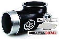 04-05 6.6L Duramax LLY Silverado Sierra S&B Turbo Inlet Manifold / Intake Elbow