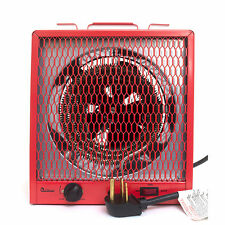 Dr. Infrared Heater DR-988 Garage Shop 208/240V, 4800/5600W Heater with 6-30R Pl