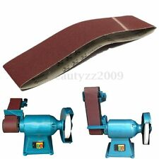 Durable Sanding Belts 100 x 915mm 80 Grit Power Hand Tool Accessories Sandpaper