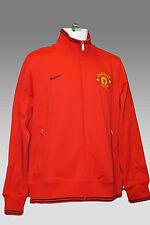 Nike Manchester United Football Club N98  Jackets Red Large