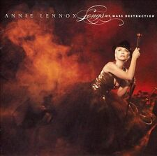 Songs of Mass Destruction by Annie Lennox (CD, Oct-2007, Arista/Sony BMG)