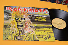 "IRON MAIDEN 12"" WOMEN IN UNIFORM ORIG GERMANY 1980 RARE EP LIVE SPECIAL !!"