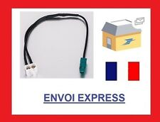 CABLE FAKRA ANTENNE VW SKODA SEAT RNS RCD MFD 2 RNS E AUDI GOLF EOS NEUF