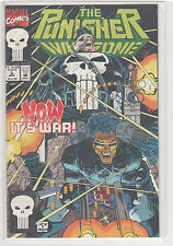 The Punisher War Zone #6 John Romita Jr 9.6