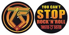 Slipmat Twisted Sister You can't stop / Logo 301361 #