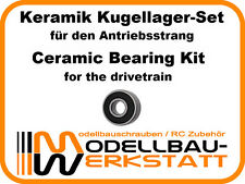 KERAMIK Kugellager Set Kyosho MP9 TKI4 TKI3 TKI2 TKI MP9e ceramic bearing kit