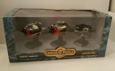 Ertl Collectibles American Muscle 1:12 Scale Corvette Engine Set *See PICS