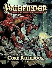 Pathfinder Roleplaying Game - Core Rulebook by Jason Bulmahn (2009, Hardcover)