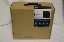 Synology Diskstation DS716+II Network Attached Storage Server