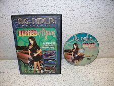 O.G. Rider Homies and Hynas DVD Out of Print Lowrider Cars & Babes