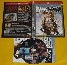 GATTO NERO GATTO BIANCO - di Emir Kusturica Ed. Cecchi Gori - Dvd ••••• USATO