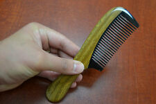 HANDMADE OX AND SHEEP HORN HAIR COMB BRUSH T-2795