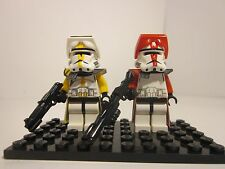 Lego Custom Star Wars Arc Troopers