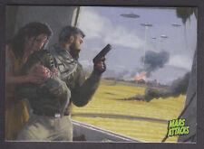 Mars Attacks Occupation - Base Card - # 45