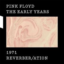 PINK FLOYD New 2017 REVERBERATION 1971 DVD, BLU RAY & CD BOXSET