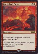 1x - CROGIOLO DI FUOCO - Crucible of Fire - MAGIC 2015