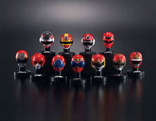 Bandai The Super Sentai Mask Collection 1 The Legend of Red, Full set of 11 /