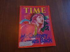 TIME Magazine May 31 1976 McCartney Peter Max cover
