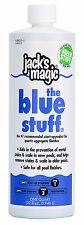 Jack's Magic The Blue Stuff JMBLUE032 Prevents Stain & Scale For Swimming Pools