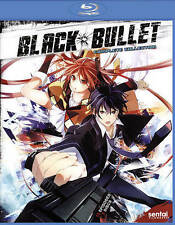 Black Bullet: Complete Collection [Blu-ray], New DVDs