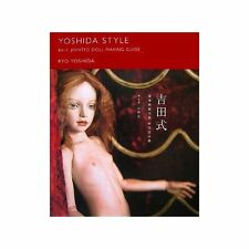 Ryo Yoshida Ball Jointed Doll Making Guide Book Yoshida Style Japan New