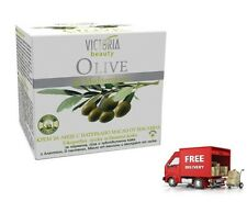 Natural Olive Oil Day Cream Victoria Beauty For Dry or Sensitive Skin  FREE UK