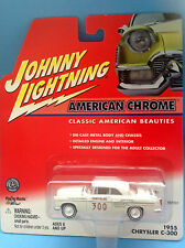 Johnny Lightning American Chrome 1955 Chrysler C-300 NEU / OVP Sammlerstück