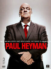 WWE: Paul Heyman (DVD, 2014, 3-Disc Set) FAST SHIPPING!