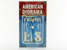 AMERICAN DIORAMA 1/18 FIGURINES Mecanicien Larry 77445
