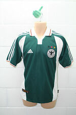 VINTAGE ADIDAS GERMANY AWAY SHIRT FOOTBALL TRIKOTWORLD CUP 2000/2002 JERSEY S