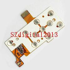 5PCS/ Keypad Key Button Flex Cable Board for Nikon Coolpix S2600 Digital Camera