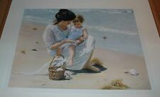 Sandra Kuck REFLECTIONS OF LOVE 12x16 small size open edition print Gift for Mom