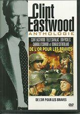 DVD - DE L' OR POUR LES BRAVES avec CLINT EASTWOOD / COMME NEUF - LIKE NEW