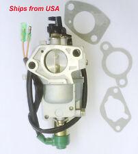Carburetor Carb For DuroMax Powermax XP6500E DJ188FD 13HP Generator