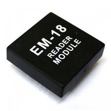 EM-18 RFID Reader Module + 2 RFID Tag Cards + 1 RFID Key Fob + Technical Support