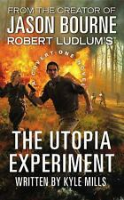 The Utopia Experiment (Covert-One series) by Mills, Kyle NEW (Robert Ludlum's)