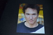 TERRY BOZZIO signed Autogramm  In Person 20x25 cm FRANK ZAPPA