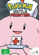Pokemon Battle Frontier Season 9 (DVD, 2014, 6-Disc Set)