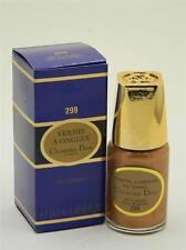 Dior Vernis A Ongles Nail Enamel Polish 299 Gold Allegro