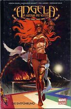 Angela #1 HC-Variant tedesco (US 1-6) lim.150 ex THOR/guardians of galaxy/Spawn