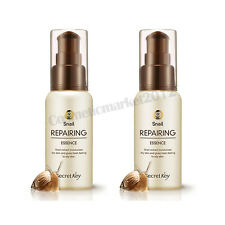 [SECRET KEY] Snail Repairing Essence 60ml 2pcs Free gifts