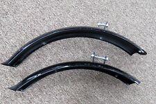 20 inch Black Bike Fenders For Schwinn Aerostar Aero Star Bicycle Mudguards