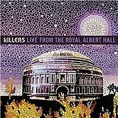 The Killers - Live from the Royal Albert Hall (CD+DVD) . FREE UK P+P ...........