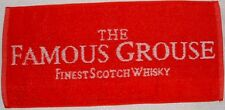 FAMOUS GROUSE Bar Towel- New