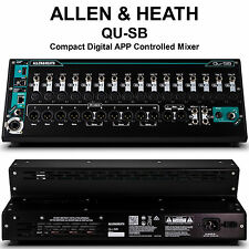 ALLEN & HEATH QU-SB Compact Digital APP Controlled Audio Mixer $60 Instant Off
