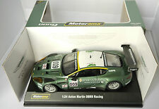 (PRL) DBR9 ASTON MARTIN RACING MOTORAMA 1:24 METALDIE CAST MODEL COCHE CAR AUTO